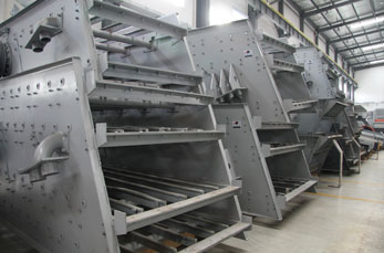 YKN Vibrating Screen